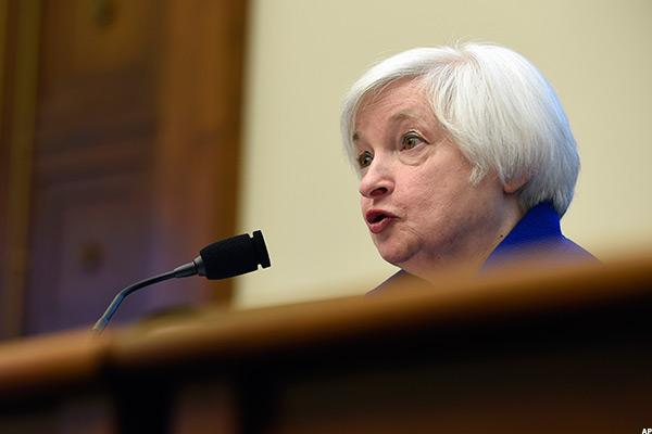 Bank Stocks Move Higher Ahead of Federal Reserve Meeting