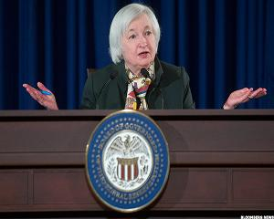 Jim Cramer -- Why Is Janet Yellen Suddenly a Stock Commentator?