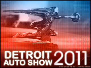 4 Top Rollouts at the Detroit Auto Show