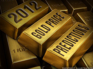 Gold Prices: Where Will They Finish 2012?