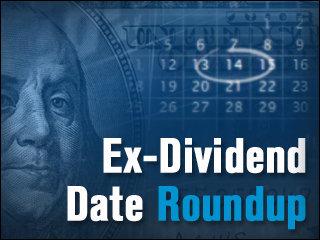 Ex-Dividend Stocks: U.S. Steel, MeadWestvaco