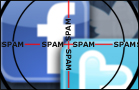 Facebook, Twitter Spam Stopped by Start-Up