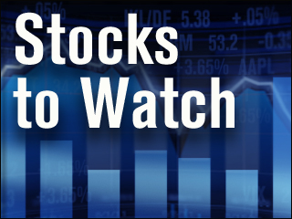 Stocks to Watch: Apple, GE (Update 1)