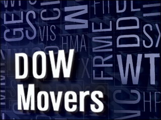 McDonald's, Cisco: Dow Movers