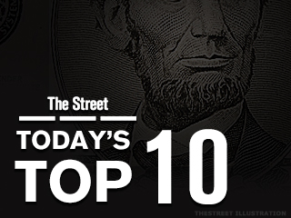 Tuesday's Top 10 Articles, Videos on TheStreet