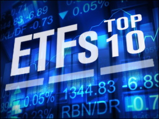 Top 10 Precious Metals ETFs
