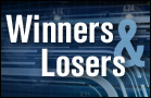 Dion's Friday ETF Winners and Losers
