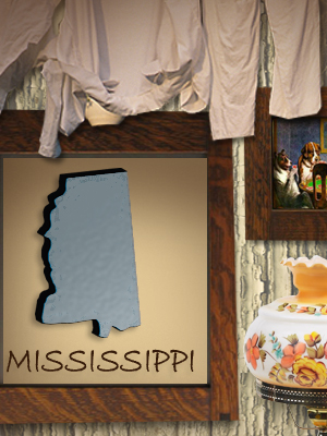 <b>The Fewest Millionaires: Mississippi</b>