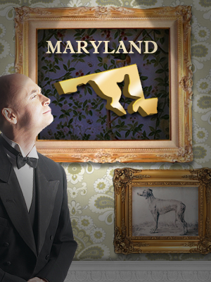 <b>2nd Most Millionaires: Maryland</b>