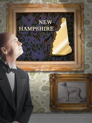 <b>8th Most Millionaires: New Hampshire</b>