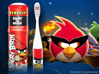 Angry Birds & Toothpaste: A Match Made in Business