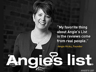 Angie's list stock options