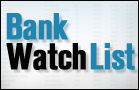 Bank Watch List Grows: 155 Banks On The Brink (Update 2)