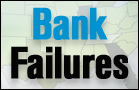 Three Banks Fail; 2011 Tally at 68