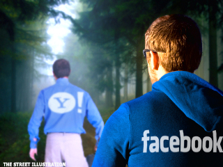 The Digital Skeptic: Will Facebook Follow Yahoo Down?