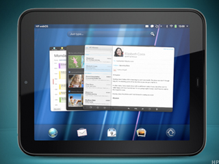 HP TouchPad Debut: Gadget Review