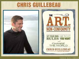 Chris Guillebeau: Do Well, Do Good, Have Fun