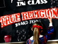 True Religion Proselytizes U.S.: Best in Class