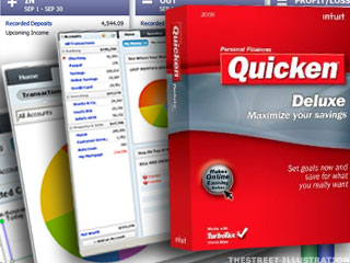 Intuit Makes Quicken Minty Fresh for Web 2.0