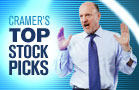 Jim Cramer's Top Stock Picks: BAC XTEX AAPL EW