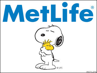 Metlife S Bank Makes The Stock A Dog Sorry Snoopy
