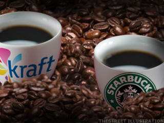 Starbucks-Kraft Dispute Percolates on Market Share