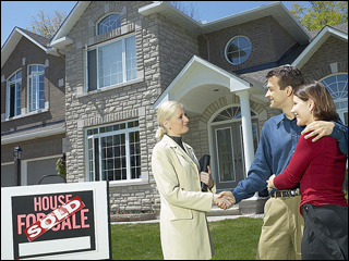 As Home Sales Quicken, So Do Realtors' Pulses