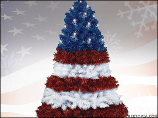 more look to shop american for christmas - American Christmas
