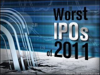 5 Worst IPOs of 2011