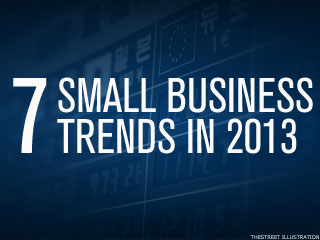7 Biggest Small-Business Trends in 2013
