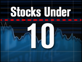 8 Stocks Under $10 Moving Higher